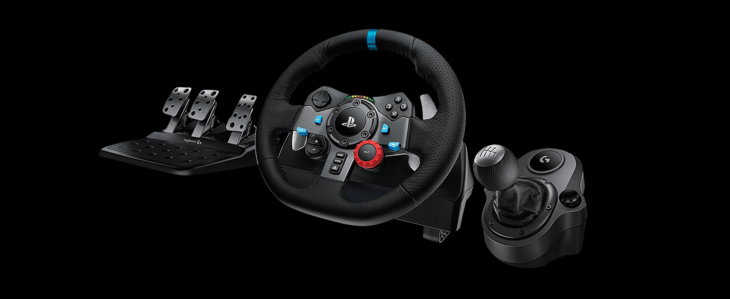 d92e526d27e Logitech Driving Force Shifter for G29 and G920: Amazon.co.uk ...