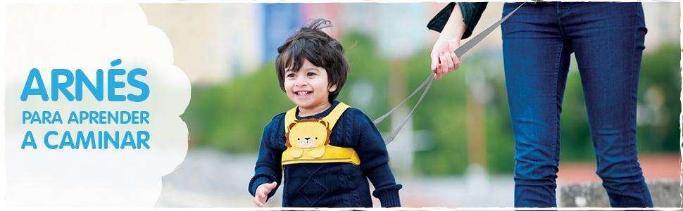 Betsy Bear Pink Arn/és infantil para caminar Trunki ToddlePak