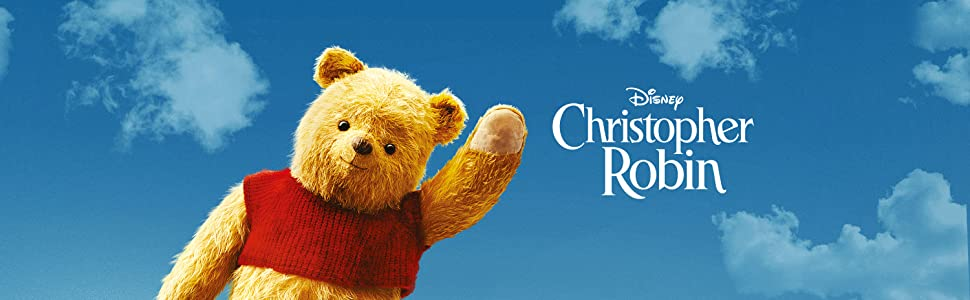 Christopher Robin; disney; dvd; winnie the poo; family film;