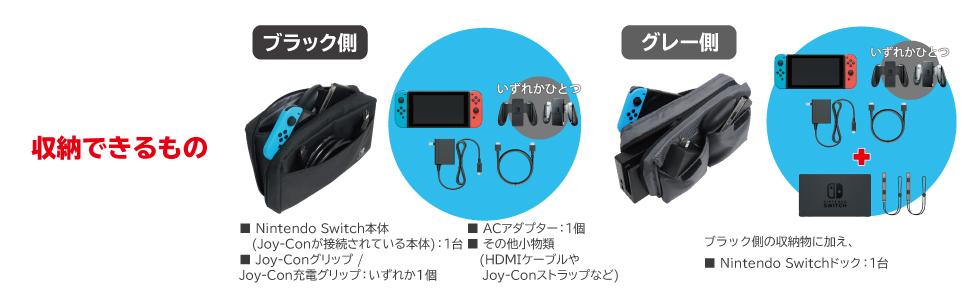 Nintendo Switch ポーチ