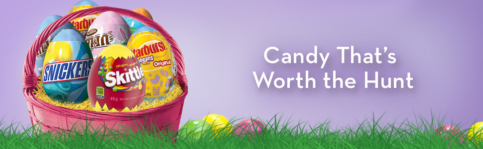 Candy that's worth the hunt