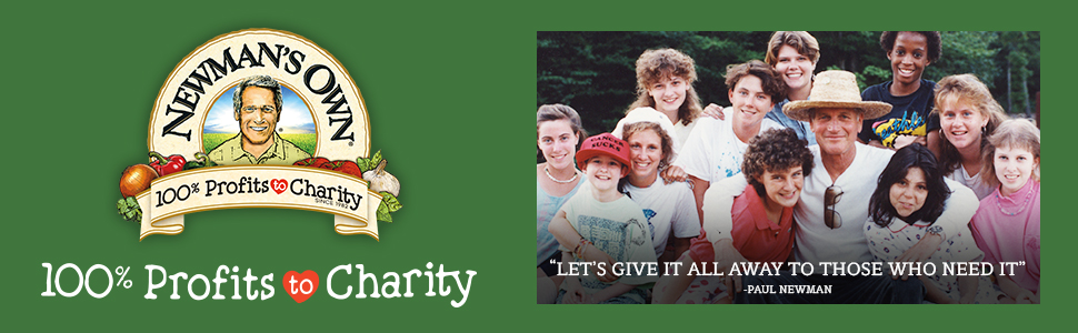 newman's own foundation, paul newman's foundation newman's own, newmans own, charity