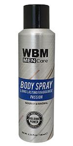 wbm body spray