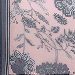 Silk Embroidered dress Material