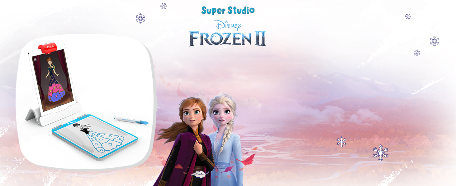 learn drawing with Disney favorite characters osmo see your images come to life on screen asomo
