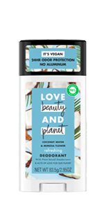 Love Beauty amp; Planet Coconut Water amp; Mimosa Flower Refreshing Deodorant