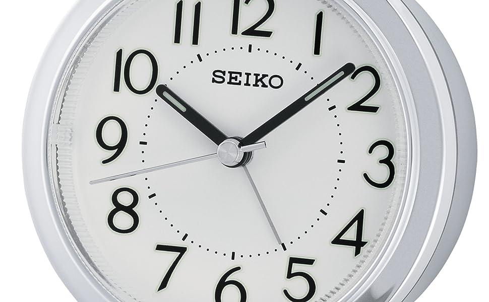 Seiko, Alarm, Clock