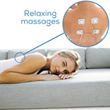 Massage, tens unit replacement pads, massage tools, home accessories, physical therapy equipment