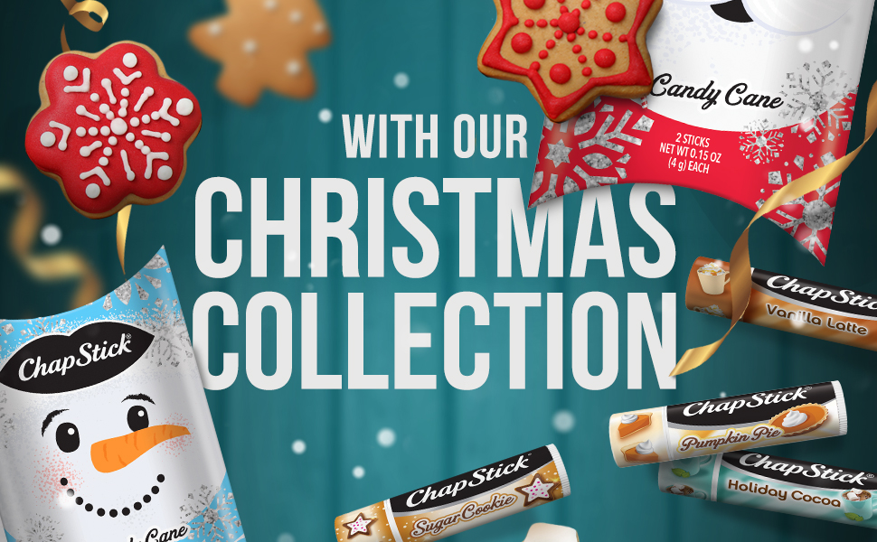 with our christmas collection