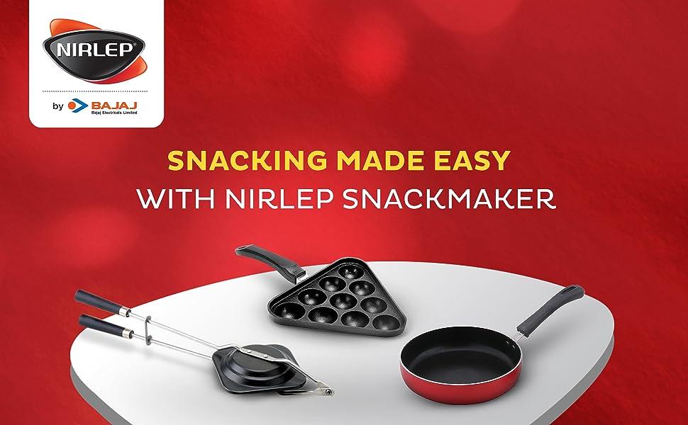 Nirlep,Nirlep cookware,long lasting non-stick, good non-stick coating,PFOA free non-stick cookware
