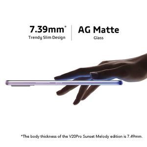 7.39mm Matte Glass Design