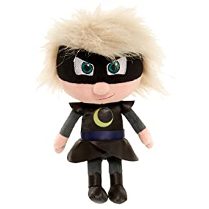 Luna Girl Bean Plush, PJ Masks Bean Plush