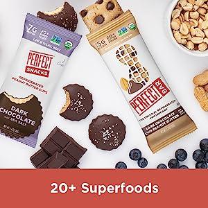 20+ Superfoods