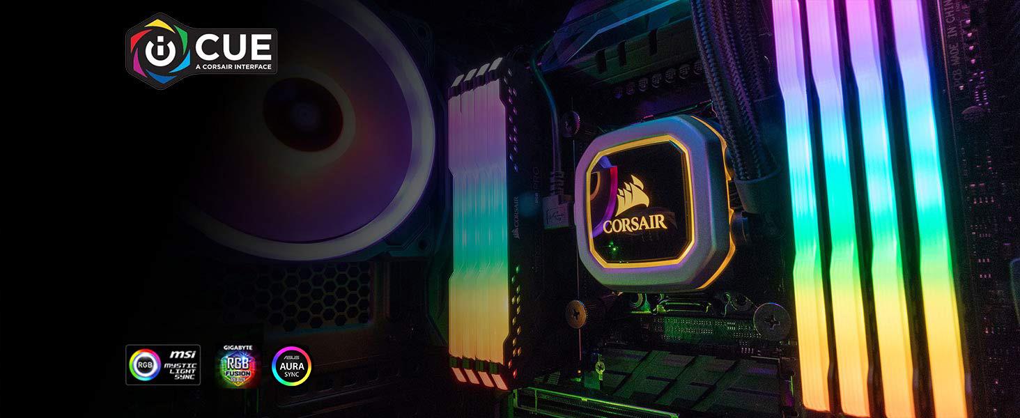 Vengeance RGB PRO