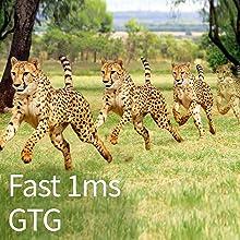 Fast 1ms GTG Response Time (BenQ EL2870U)