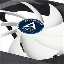 Arctic F12 PWM PST case fan