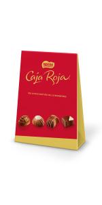 Nestlé Caja Roja bolsa de bombones de chocolate - Pack de 12 x 100g: Amazon.es: Alimentación y bebidas