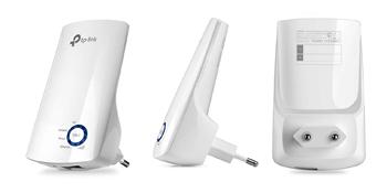 TL-WA850RE, Range extender, wireless, wi-fi, estensione copertura, TP-Link