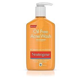 NEUTROGENA Oil-Free Acne Wash with Salicylic Acid