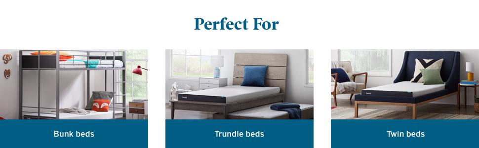 bunk beds trundle beds twin beds kids beds kids bedroom childrens mattress