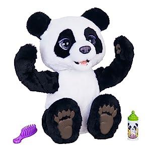 Plum the Panda