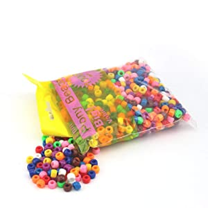 Bright Pony Beads