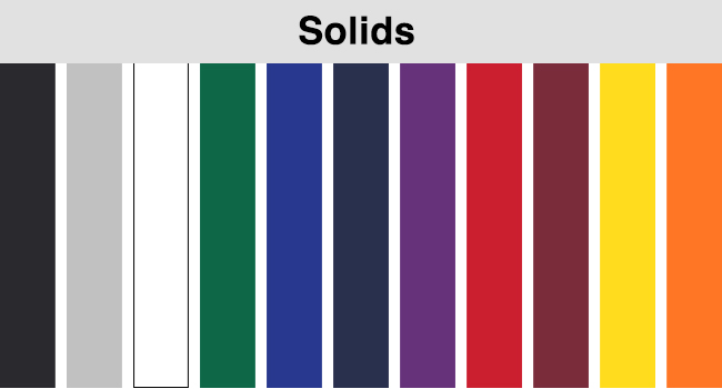 SOLID COLORS