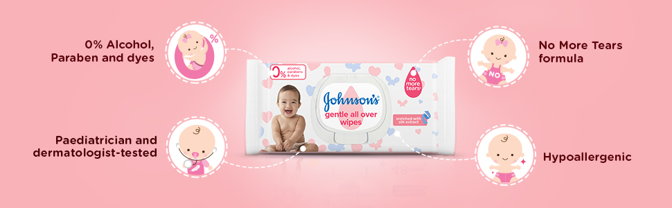 Baby wipes, baby wipes Hypoallergenic, Wipes, baby wipes free from dyes, baby wipes delicate skin
