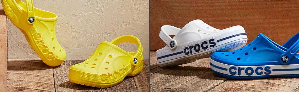 baya, clog, unisex, adult, crocs
