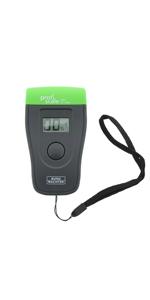 Calibre digital · Láser angular · Manómetro para neumáticos · Medidor de humedad · Báscula manual · Medidor de temperatura