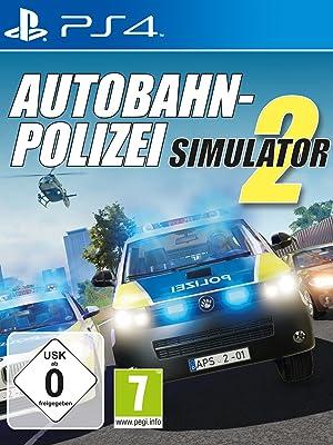 Snelweg politie simulator