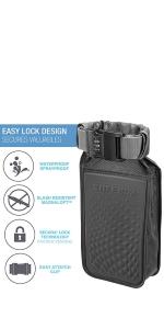 travel safe wallet gambling chip holder