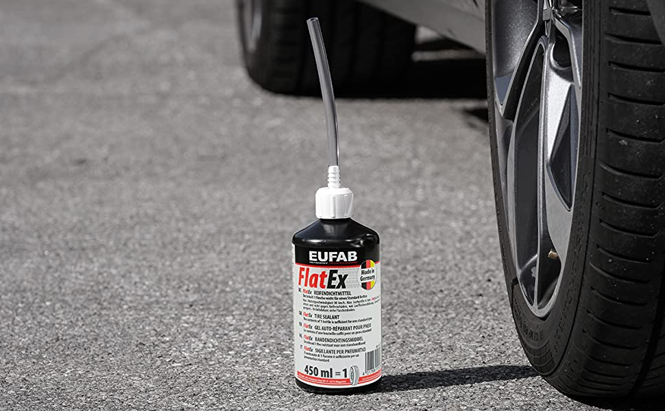 Eufab 21069 Reifendichtmittel Flatex Auto