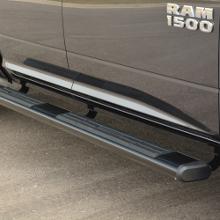 Ram Truck Nerf Bars 6 inch Oval Factory Black