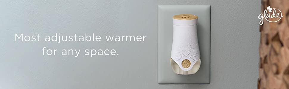 Most adjustable warmer for any space