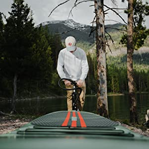retrospec, ten toes, paddleboard, paddle board, isup, sup, stand up