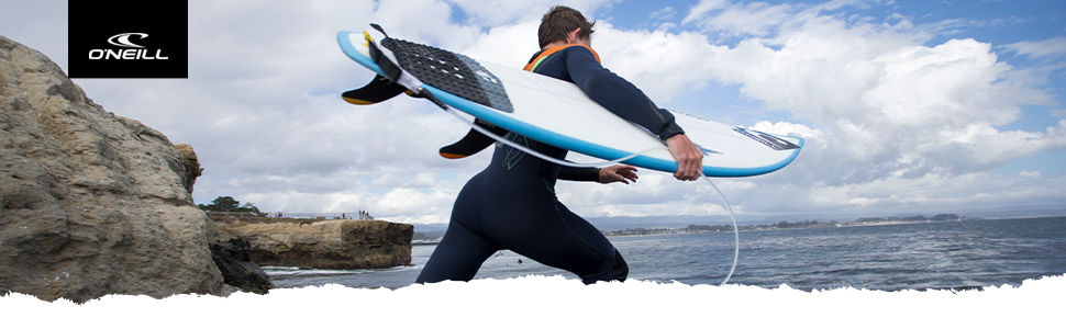 Oneill Traje de neopreno Oneillwetsuits Shorty Surf Surf Santacruz Primavera Verano Spring Suit