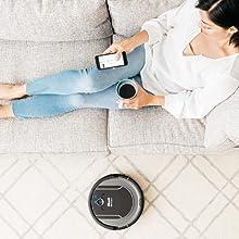 robot vacuum, robotic vacuum