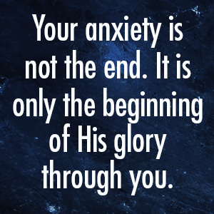 End of Anxiety