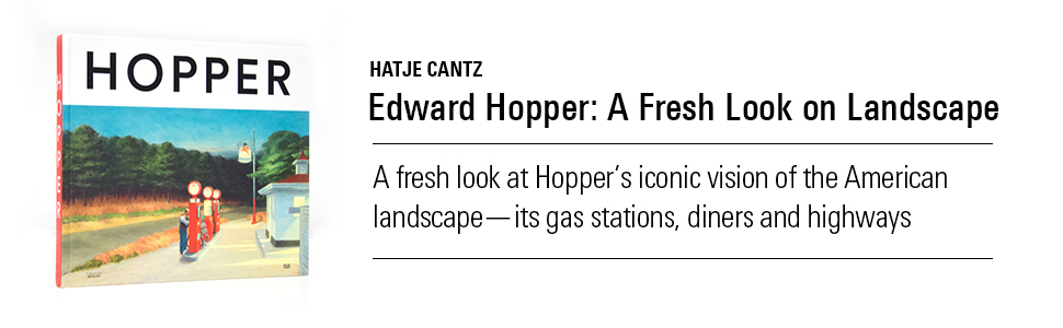 Edward Hopper New Perspective on Landscape