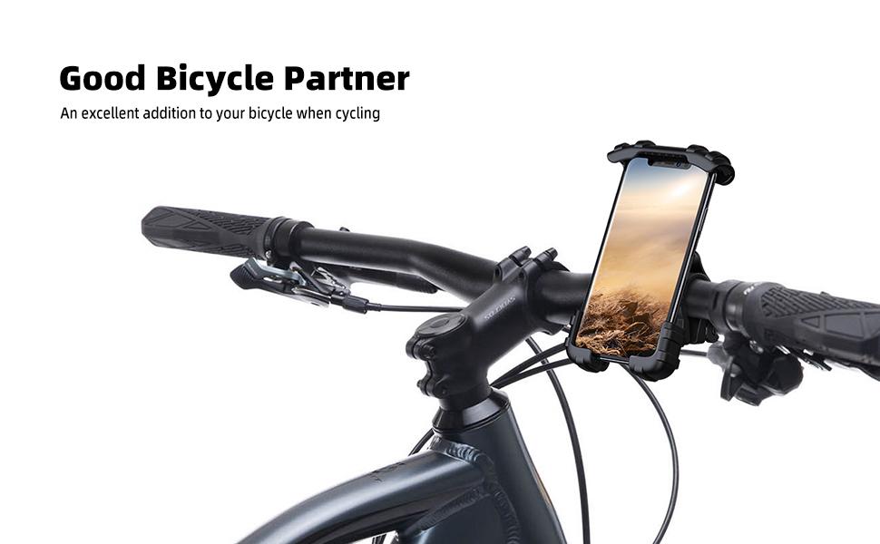 B083FDJCG1  bike phone holder