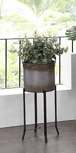 planter, outdoor decor