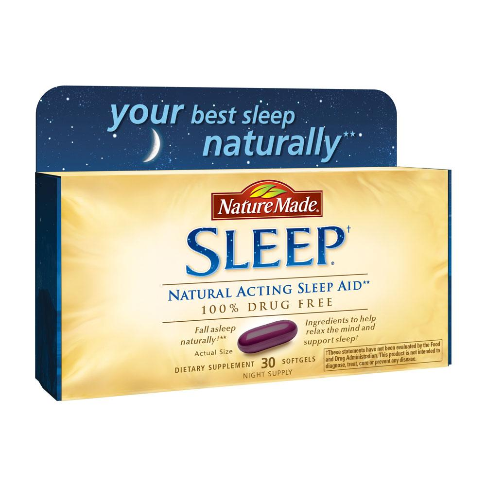 the nature of sleep Sleep support supplements can make sweet dreams a whole lot sweeter if you're tired of restless nights, try nature's bounty sleep vitamins for occasional sleeplessness.