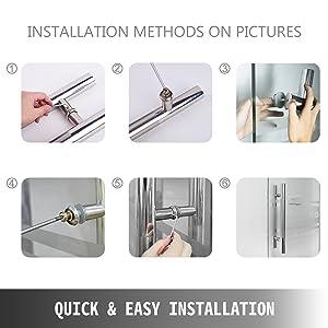 push pull handle