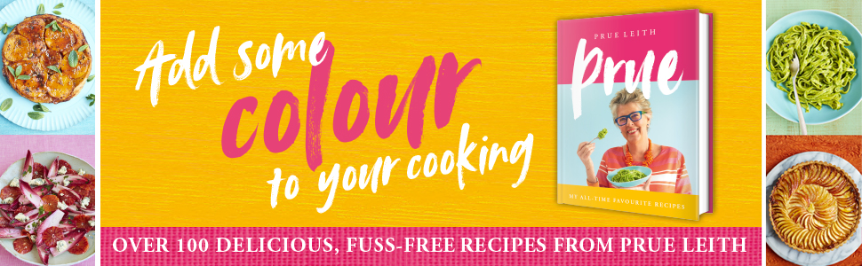 Prue Leith Favourite Recipes Delicious Classic Foolproof GBBO Great British Bake Off Cookery Food