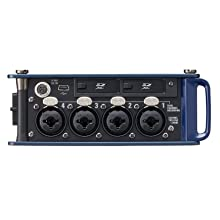 Zoom F8 Field Recorder Side