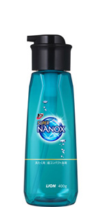 トップ スーパーナノックス洗濯洗剤 プッシュボトル