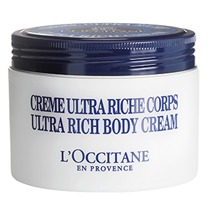 loccitane ultra rich body cream