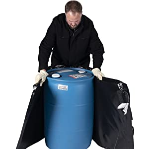 drum heater, drum heaters, drum heating blanket, barrel heater, barrel heating blanket, heat drums