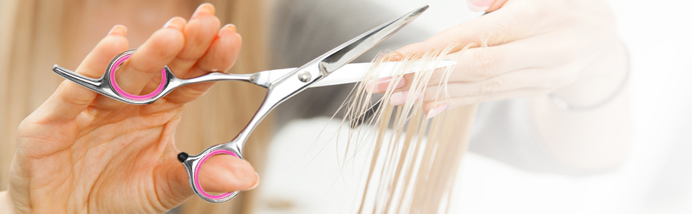 haircut shears set